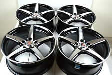 17 Drift Rims Wheels Prius V Corolla PT Cruiser Neon CT200H FRS BRZ Legacy 5x100