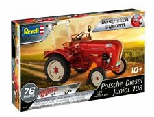 Revell 1/24 Porsche Diesel Junior 108 Tractor model kit # 07820