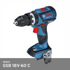 Bosch GSB 18V-60 C Pro. 13mm 18V LED KickBack 1.8Kg ECP EMP Free UPS *Body Only*