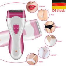 Damen-Rasierer smooth & silky Nass Trocken sanfte Rasur EU-plug DE