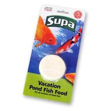 Supa POND VACATION BLOCK Holiday 14 Day 2 Week Fish Food Feeder Feeding Tablet