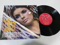 """Paul Mauriat Die Gran orquesta LP vinyl Vinyl 10 """" Pergola 1968 Spanisch Ed Mono"""