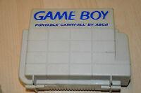 étui pour la Gameboy originale - rangement pour jeux et console