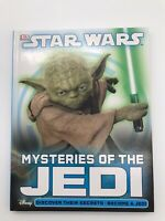 Star Wars Mysteries of the Jedi Elizabeth Dowsett & Shari Last (Hardback, 2012)