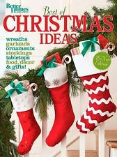 Best of Christmas Ideas, Second Edition (Better Homes and Gardens Cooking), Bett