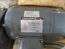 ELECTRIC SLAVE MOTOR 220V GROSSCHOP