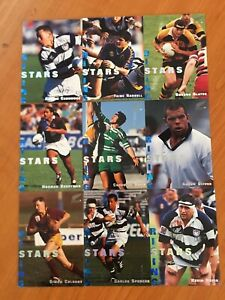 1995 NEW ZEALAND RUGBY UNION ALL BLACKS RISING STARS