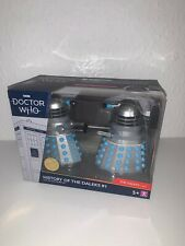 Doctor Who Dalek Exclusive History Of The Daleks Set #1 **BRAND NEW**