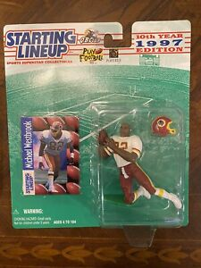 1997 KENNER, MICHAEL WESTBROOK, STARTING LINEUP Washington REDSKINS FIGURE, NFL