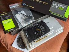 PNY Geforce GTX 750 VCGGTX7501XPB Open Box Tested