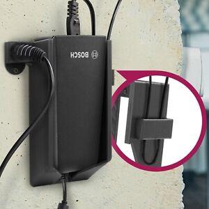 Wand Halterung Batterie Ladegerät Halter für Bosch eBike Akku 2A 4A 6A