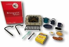 """American Girl Maryellen's Campfire Cooking Set for 18"""" Dolls NEW RARE"""