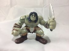 Hasbro Marvel Super Hero Squad Skaar Son Of Hulk Figure Wave 3 Rare