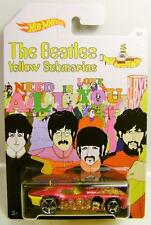 FAST FELION 5/6 THE BEATLES YELLOW SUBMARINE SERIES HOT WHEELS DIECAST 2016