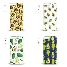 Avocado Hard Phone Case Cover For All iPhone & Samsung