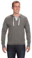 J America Men's Pouch Pocket Long Sleeve Waistband Jersey Winter Hoodie. Ja8231