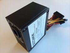 Brand NEW--Powork 650w-Max Micro ATX Power Supply 20+4Pin SATA PCIe-6pin