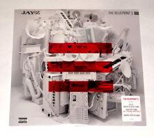 """JAY-Z - THE BLUEPRINT 3 - DOUBLE 12"""" VINYL LP - SEALED & MINT"""