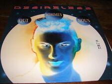 DESIRELESS - Vinyle Maxi 45 tours QUI SOMMES-NOUS !!!!!!!!!!!!!!!!!!