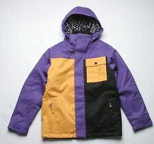 Burton Boys Sludge Snowboard Jacket (M) Sizzurp / True Black