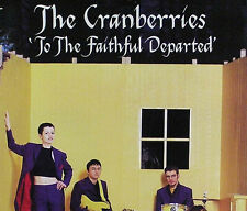 CRANBERRIES 1996 FAITHFUL DEPARTED UK PROMO POSTER