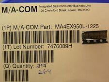 4 MA-COM MA4EX950L-1225 HMIC Mixer 700-1200 MHz IC's