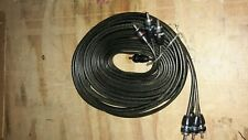 Tsunami 4 Channel RCA's Shielded 17', New Without Box