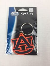 Official University of Auburn Tigers NCAA Key Ring Keychain March Madness