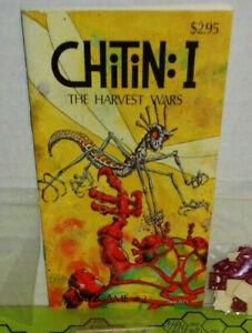 Metagaming MicroGame #2 Chitin: I  1978 1st Ed 2nd Print Edited/Steve Jackson