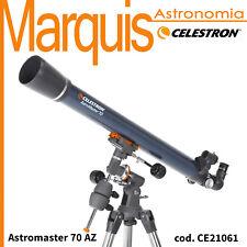 Telescopio CELESTRON Astromaster 70EQ   cod. CE21062-DS ASTRONOMIA MARQUIS