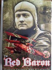 """1/6 Scale 12"""" WWI German Ace pilot Baron Von Richthofen"""