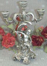 Mehrarmige Deko-Kerzenleuchter mit Engel-Form