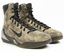 "Nouveau Nike Kobe Ix High Top EXT QS High Top Baskets ""peau de serpent"" Taille UK 8"