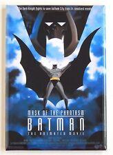Batman Mask of the Phantasm FRIDGE MAGNET (2 x 3 inches) movie poster