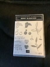 """Stampin' Up ~ """"Berry Blessing"""" ~ New"""