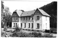"AK, Katzhütte OT Oelze, FDGB-Heim ""Oberes Schwarzatal"""