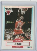 1990 fleer #26 michael jordan basketball card $$ Hot $$ vintage!?!