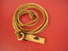 WWII German P08 Luger Pistol Lanyard - Reproduction