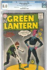 GREEN LANTERN #18 CGC 8.0 WEEKEND SPECIAL $650.00
