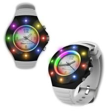 New Original Disco Watch For Kids Sound Active Function LED Flash Christmas Gift