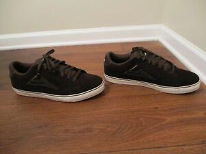 Rare Lightly Worn Size 11 Lakai Howard 5 SP Limited Skateboard Shoes Brown Beige