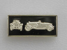 1928 Hispano-Suiza Boulogne 2.5g Proof Sterling Silver Ingot Franklin Mint D6634