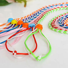 Adjustable Leash Collar Guinea Pig Small Pets Lead Pet Hamster Traction Rope HC