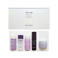 HERA Cell Bio Trial Kit ver2 Simple Set 5 items Brighter Younger Looking Skin