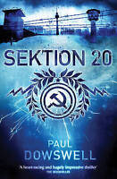 Sektion 20, Paul Dowswell, New Book