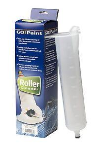 Roller Cleaner, Rollenreiniger, Reiniger, Rollen, Farbe, Lack, Wand, Decke,