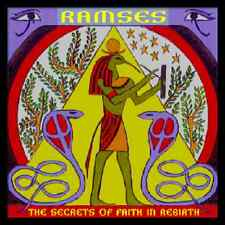 RAMSES - The Secrets of Faith in Rebirth (NEW*ANTHOLOGY/MELODIC HEAVY METAL*BEL)