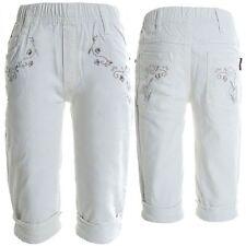 Markenlose Mädchen-Hosen aus 100% Baumwolle