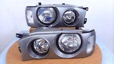 JDM Nissan Cedric Gloria Y33 Genuine Headlights Head Light Lights Lamp OEM