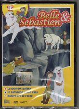 dvd BELLE E SEBASTIEN HOBBY & WORK numero 16